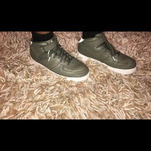 Urban Haze Air Force Ones